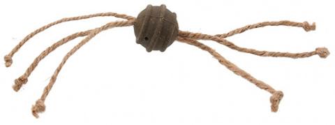 Игрушка для котов - Magic Cat Catnip Ball with Cords, 3.5 см title=
