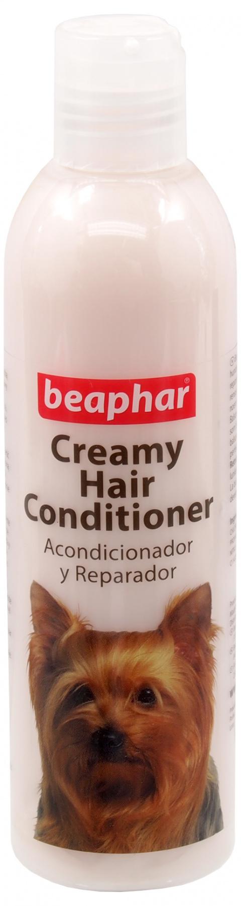 Кондиционер для собак - Beaphar Creamy Hair Conditioner, 250 мл