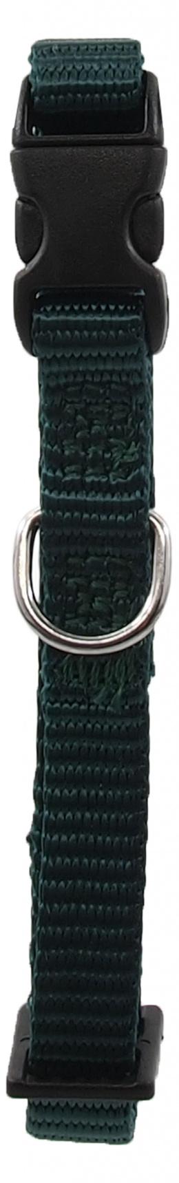 Ошейник - Dog Fantasy Classic Neilona XS, 1 см, 21-30 см, цвет – зеленый