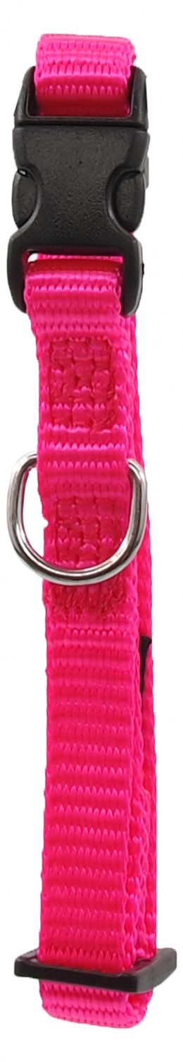 Ошейник - Dog Fantasy Classic Neilona XS, 1 см, 21-30 см, цвет – розовый