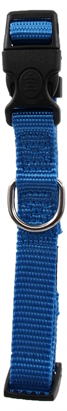 Ошейник - Dog Fantasy Classic Neilona S, 1.5 см, 27-37 см, цвет – синий