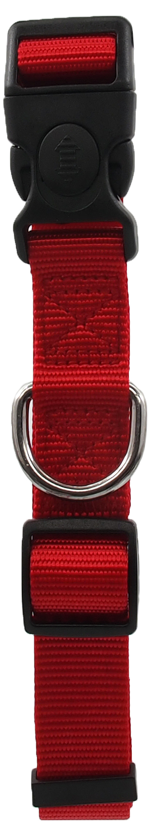 Ошейник - Dog Fantasy L, цвет - красный