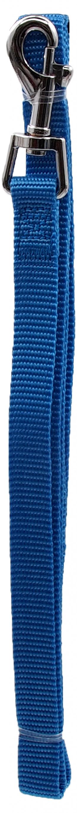 Поводок – Dog Fantasy Classic S, 15 мм, 120 см, цвет - синий