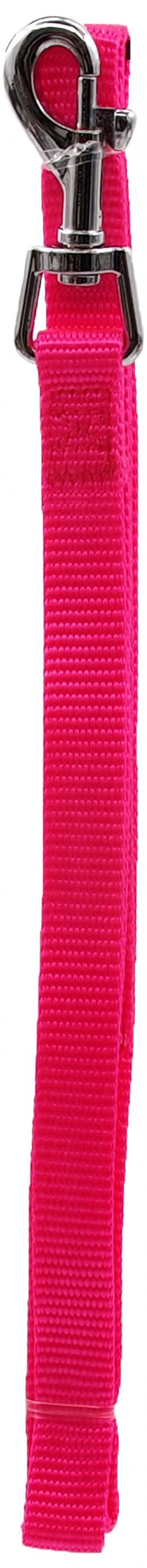 Поводок – Dog Fantasy Classic Neilona S, 15 мм, 120 см, цвет - розовый