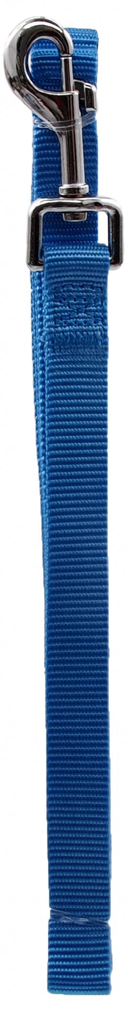 Поводок – Dog Fantasy Classic Neilona M, 20 мм, 120 см, цвет - синий