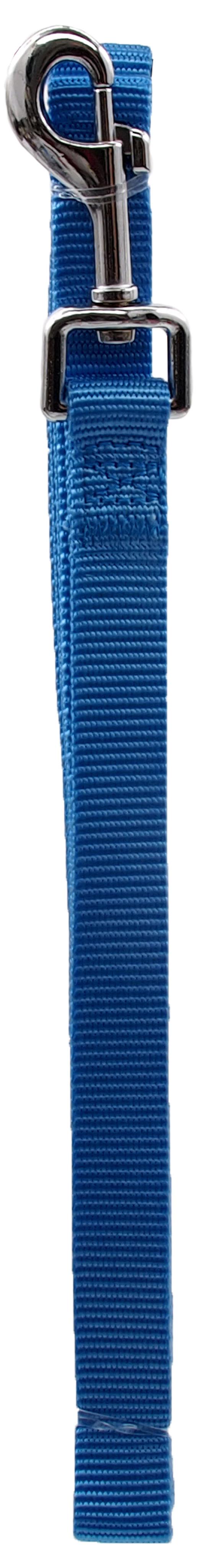 Поводок – Dog Fantasy M, 20 мм, 120 см, цвет - синий