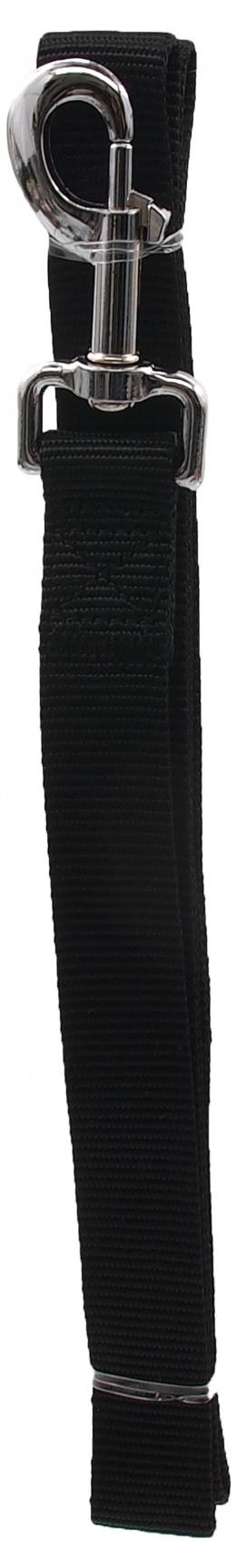 Pavada – Dog Fantasy L, 120 cm, krāsa – melna