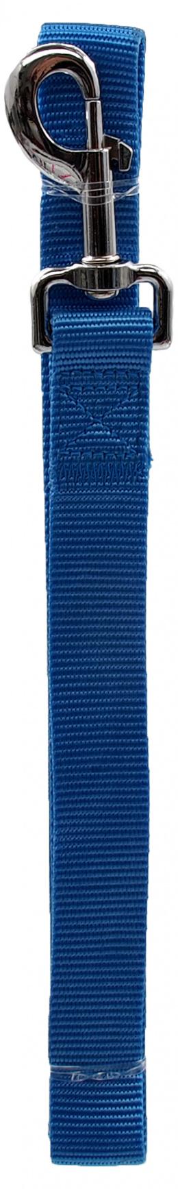 Поводок – Dog Fantasy Classic Neilona L, 25 мм, 120 см, цвет - синий