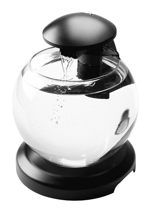 Аквариум – Tetra Cascade LED, черный, 6,8 л