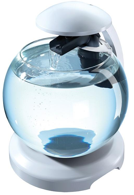 Аквариум – Tetra Cascade LED, белый, 6,8 л