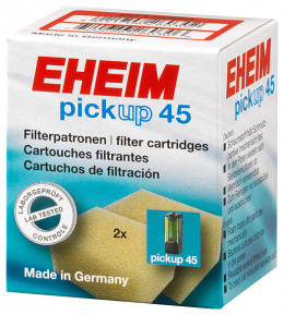 Материал для фильтра - EHEIM filter cartridge for pickup 45, 2pcs