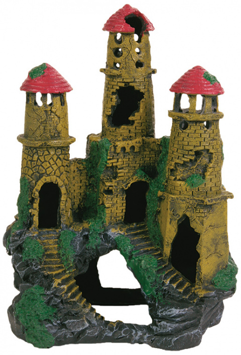 Dekors akvārijem  - Trixie Castle / Pils, 20 cm