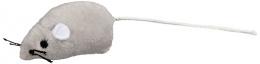 Rotaļlieta kaķiem - Trixie Plush mouse, 5 cm