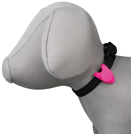 Atstarojošs piekariņš suņiem - TRIXIE Safer Life Flasher for Dogs, 8 cm