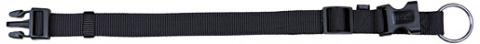 Ошейник для собак - TRIXIE Classic collar, L–XL, цвет - черный