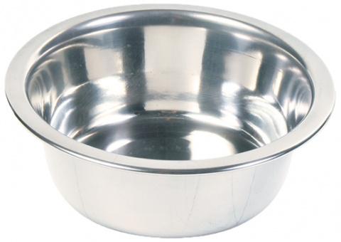Bļoda dzīvniekiem – TRIXIE Stainless Steel Bowl, 0,2 l/10 cm title=