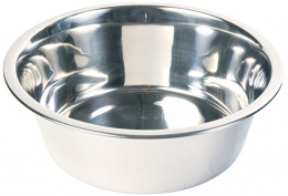 Миска для собак – TRIXIE Stainless Steel Bowl, 1,8 л/20 см