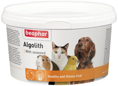Пищевая добавка для собак - Algolith, 250 г title=
