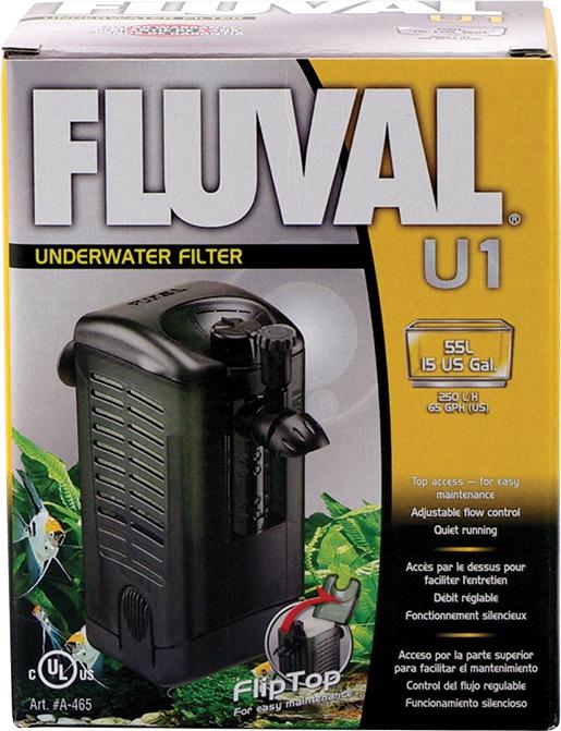Filtrs akvārijam - Fluval  U1
