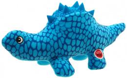 Rotaļlieta suņiem - Let's Play dinozaurs, zils, 25cm