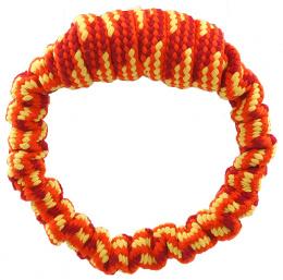 Игрушка для собак - Dog Fantasy Good's Ropes ring, 16см