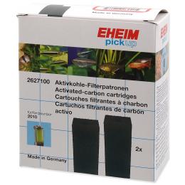 Filtru materiāls - EHEIM carbon cartridge for pickup 160, 2 pcs