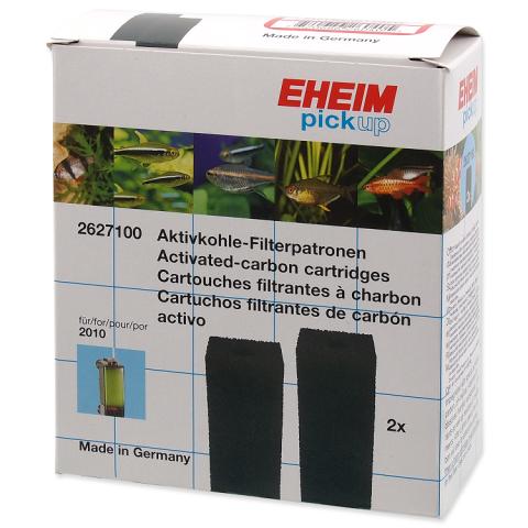 Материал для фильтра - EHEIM carbon cartridge for pickup 160, 2 pcs title=