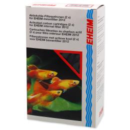 Filtru materiāls - EHEIM carbon cartridge for pickup 200, 2 pcs