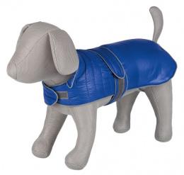 Одежда для собак - Trixie  Arles Coat XS 25 cм, цвет - синий