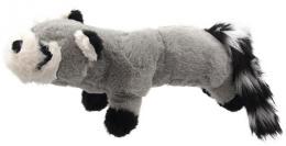 Игрушка для собак – Dog Fantasy Good's Skinneeez Stretch and Sgueak Raccoon, 45 см