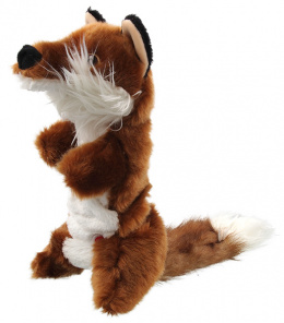 Игрушка для собак – Dog Fantasy Good's Skinneeez Stretch and Sgueak Plush Fox, 45 см
