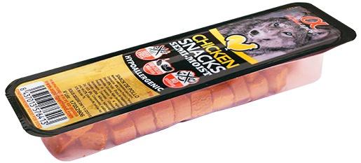 Gardums suņiem - ALPHA Spirit Pet Food Snack Chicken, N48x35g