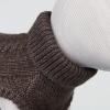 Džemperis suņiem - Langley pullover, S, 33 cm, brūna
