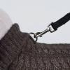 Джемпер для собак - Langley pullover, XXS, 18 cm, коричневый