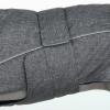 Mētelis suņiem - Trixie Prime coat, M, 45 cm, pelēka