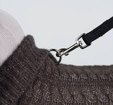 Džemperis suņiem - Langley pullover, M, 50 cm, brūna