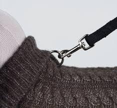 Džemperis suņiem - Langley pullover, XS, 27 cm, brūna