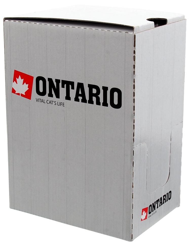 Лакомство для кошек - Ontario Stick for Cat Salmon and Trout, 5 г