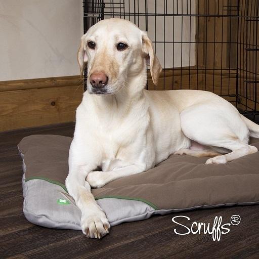 "Guļvieta suņiem - Scruffs ""Insect Shield"" Crate Mat, pretinsektu matracis, 60*45cm"