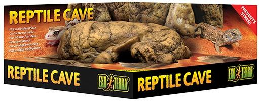 Dekors terārijam - ExoTerra Reptile Cave S