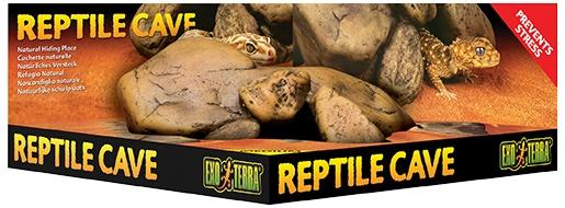 Декор для террариума - ExoTerra Reptile Cave M