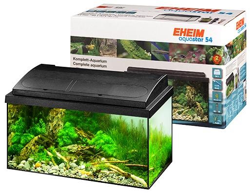 Akvārijs - EHEIM Aquastar, black, 54 L