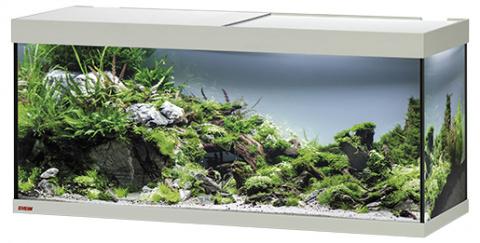 Akvārijs - EHEIM Vivaline LED 240l, oak grey