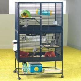 Клетка для грызунов - Savic Suite Royal 95 Double, 95*63*159 см