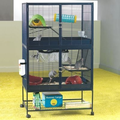 Клетка для грызунов - Savic Suite Royal 95 Double, 95 x 63 x 159 см