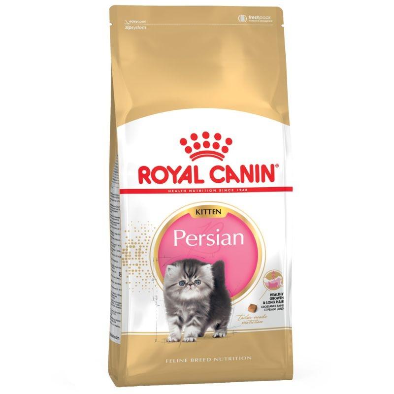 Корм для котят - Royal Canin Feline Kitten Persian, 0.4 кг