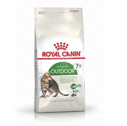 Bar­ība kaķiem - Royal Canin Feline Outdoor +7, 0.4 kg