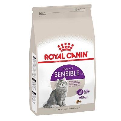 Корм для кошек - Royal Canin Feline Sensible, 4 кг
