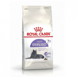 Barība kaķiem - Royal Canin Feline Sterilised +7, 0,4 kg