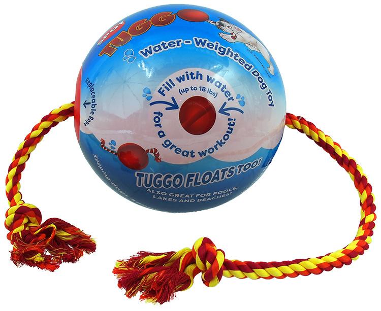 Bumba suņiem – Dog Fantasy Tuggo Ball, 25 cm